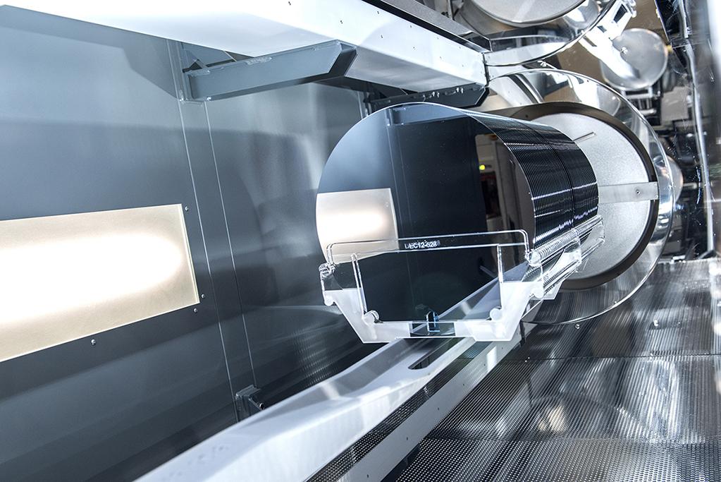 Smart Cut manufacturing soitec
